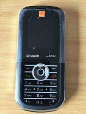 NEU Sagem my220x Handy in Orange