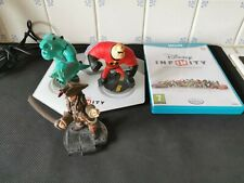 Disney Infinity Starter Pack For Nintendo Wii U Unboxed