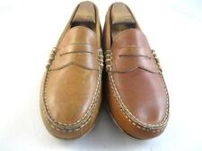 "Allen Edmonds ""DAYTONA""  Loafers  9 D Tan (383)"