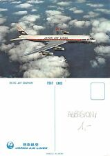 Asia JAPAN AIR LINES Abrasioni JET COURIER DC-8C (I-L 183)