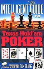 The Intelligent Guide to Texas Hold'em Poker, Sam Braids, New Books
