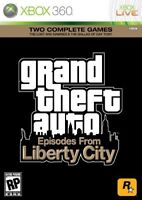 Grand Theft Auto: Episodes From Liberty for Xbox 360 [New Games]