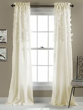 Luxurious Ivory Color  Window Curtains, 84 by 54-Inch, Set of 2 New.