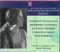 Wagner : Highligts From Der Vol Des Hollander, Parsifal/Reiner, Flagstad - CD
