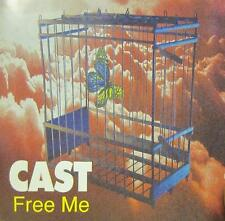 Cast(CD Single)Free Me-Polydor-573 651-2-UK-1997-New