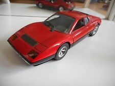 Bburago Burago Ferrari BB 512 in Red on 1:24