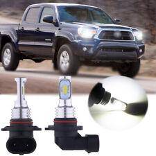 9005 HB3 LED Headlight Bulbs Kit High Beam 70W 8000LM 6000K White Error Free