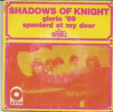 SHADOWS OF KNIGHT Gloria 69 FRENCH SINGLE ATCO 1969