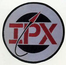 B5 Babylon 5 IPX Embroidered Patch - Inter Planetary Expeditions