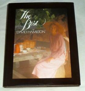 THE BEST OF DAVID HAMILTON gebunden mit SU Erstausgabe Collins, London 1977