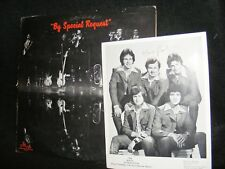 Strange PRIVATE/ Lounge Band Lp THE MAIN ATTRACTION By Special Request w Photo!