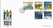 Guernsey 2003 Memories of WW2 FDC