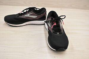 Brooks Addiction 14 120306 Running Sneaker - Women's Size 11.5 W, Black NEW