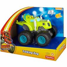 "Blaze and the Monster Machines CGK26 ""Talking Zeg"" Die Cast Model"
