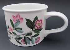Portmeirion Botanic Garden Tea Cup Drum Mug Pink Rhododendron Lepidotum