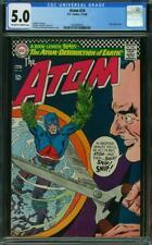 Atom #24 CGC 5.0 -- 1966 -- Gil Kane Murphy Anderson. Maya app. #2020889016