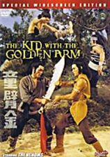 kid with the golden arm--Hong Kong RARE Kung Fu Martial Arts Action movie - NEW