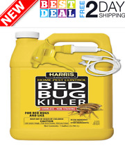 Harris Bed Bug really Killer Liquid Spray with Odorless and Non-Staining Formula