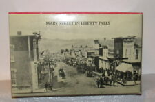 Liberty Falls John T Boone's Home 1998 with Pewter Figure's All in one box