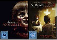 Annabelle Teil 1+2 DVD Set NEU OVP
