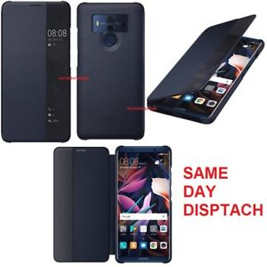 Genuine Huawei Mate 10 Pro Smart View Flip Case original mobile cover cell phone