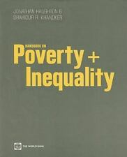 Handbook on Poverty and Inequality (World Bank Training Series)
