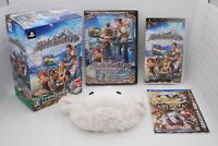 PlayStation Portable Nayuta no Kiseki LImited Box w/ CD & PassCase Japan PSP