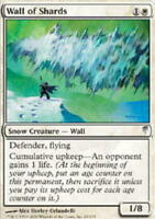 1x NM-Mint, English Regular Wall of Shards ColdSnap