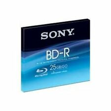 Sony BNR25SL BD-R Blu-ray Disc 25GB 6x