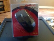 Superior Optical Technology 800 DPI BlackWheel Mouse ,Optical Wheel Mouse