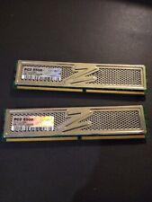 Ddr 2 pc 8500 1066 2GB Ram 1GBx2
