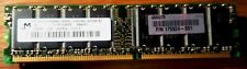 256MB Micron DDR1 RAM PC2100U 266 MHz CL2.5 1 each - buy as you need