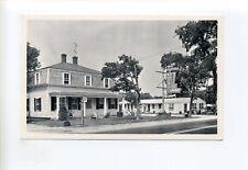 Cape Cod MA Mass Harwich, Priscilla Motel & Guest House, vintage postcard