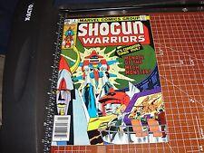 Shogun Warriors #4 Marvel Comics May 1979 Vs Mech Monster Mattel Herb Trimpe art