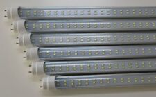 10x 4FT LED T8 Light Tube Double Line Bulbs Dual Diode Replacement Lamp 36W 277V