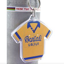 Bartali Ursus 1951 Cotton Cycling Jersey Keyring Giro Italia Tour De  France