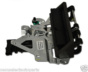 OEM NEW 2003-2007 Ford Escape Rear Tailgate Hatch Handle + Door Lock Actuator