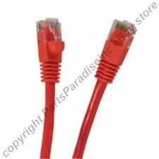 Lot40 5ft RJ45 Cat5e Ethernet Cable/Cord/Wire {RED {F