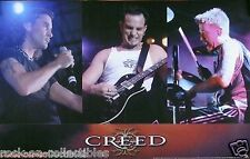 Creed 2000 Human Clay Original Promo Poster