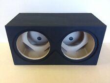 "Custom Sealed Sub Enclosure Subwoofer Box for 2 12"" Sundown Audio SA-12 Subs"