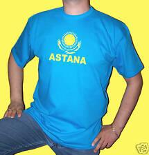 KAZAKHSTAN: T-SHIRT ASTANA capital of the kazhakstan