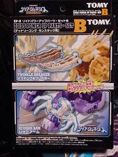 Zoids Twinkle Breaker and Scissor Arm (Pu-B)