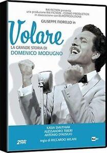 Dvd VOLARE - La Grande Storia Di Domenico Modugno - (Box 2 Dvd) ......NUOVO