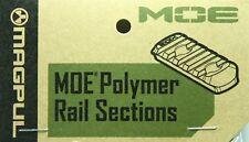 "Magpul Polymer Rail 5 Slot Black 2.5""-MAG406-BLK"