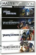 Transformers Collection (Master Collection) (4 DVD)