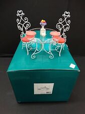 WDCC Mary Poppins ~ A MAGICAL SETTING ~ Table and Chairs ~ MIB