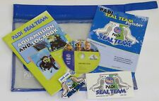 Paquete Padi Seal Equipo - aquamission y registro. Versión francés
