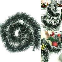 2m Christmas Tree Ornament Tinsel Strips Party Wall Door Decor DIY