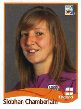 Panini FIFA World Cup 2011 Germany Women Sticker 163 Siobhan Chamberlain England