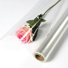 Clear Cellophane Roll Gift Basket Arts and Crafts Gift Wrapping (30